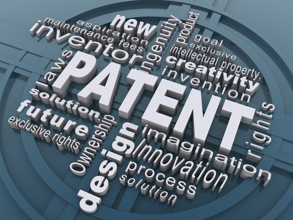 patent page